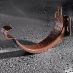4. Плоский кронштейн для лобовой доски