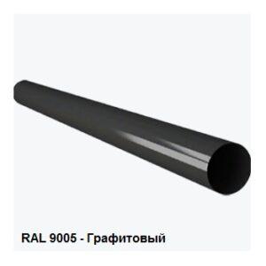 truba-vodostochnaya-plastikovaya-river-grafitniy-350