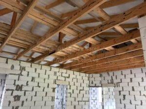 Будівництво дачного будинку Вінниця - 13