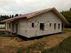 Будівництво дачного будинку Вінниця - 15