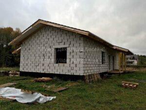 Будівництво дачного будинку Вінниця - 2