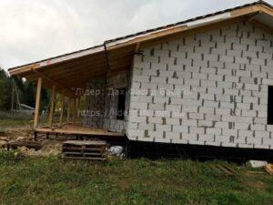 Будівництво дачного будинку Вінниця - 3