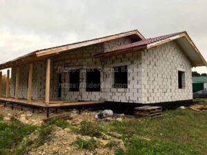 Будівництво дачного будинку Вінниця - 4