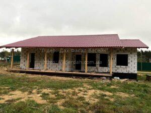 Будівництво дачного будинку Вінниця - 5