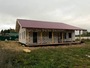 Будівництво дачного будинку Вінниця - 6